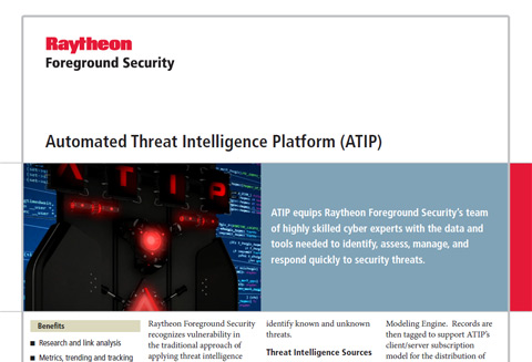 Managed Security Services | Raytheon