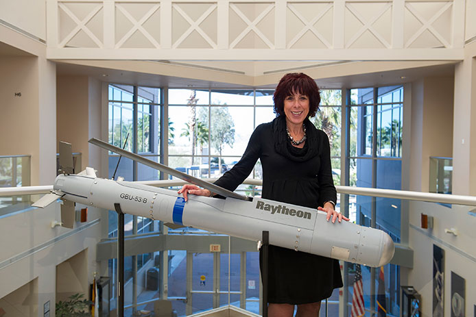 30-year Raytheon employee