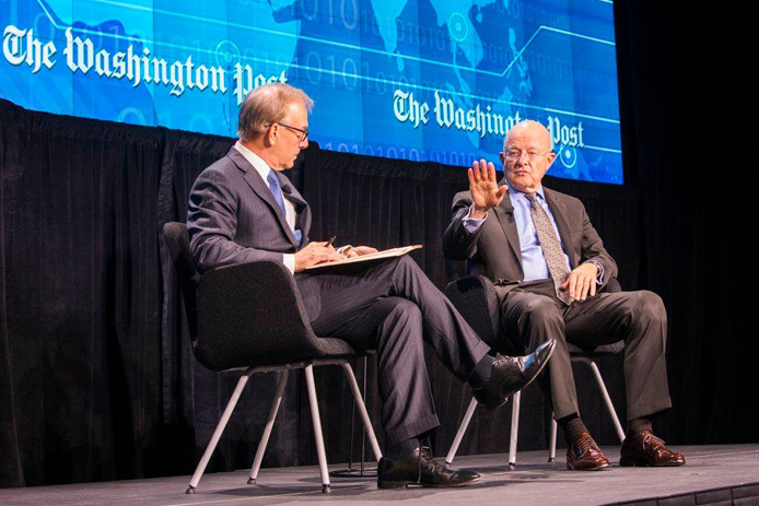 Washington Post columnist David Ignatius interviews Director of National Intelligence James Clapper