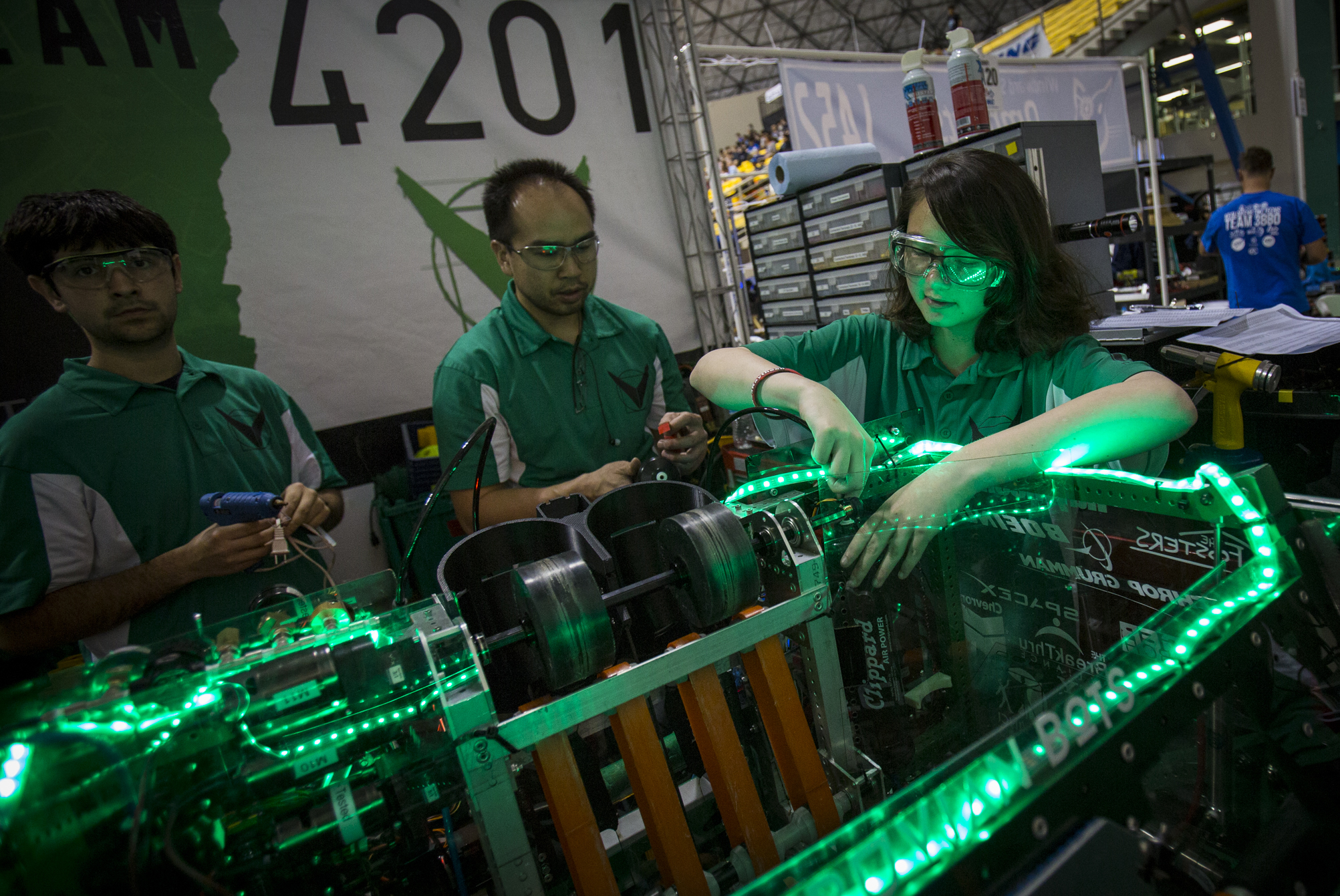 from inner tubes to high energy lasers