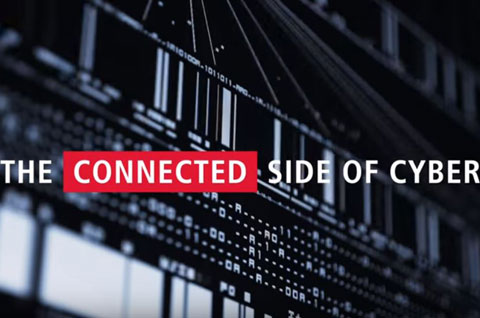 Connected Side of Cyber video title card