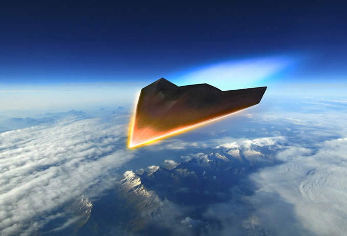 Image: hypersonic weapons
