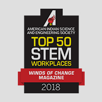 Winds of Change Magazine top 50 STEM workplaces