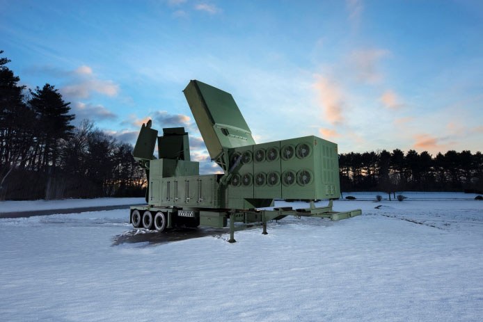 Next-gen Army radar LTAMDS is ready to help defeat hypersonic threats